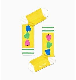 Happy Socks Retro kniekousen met appels