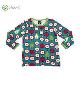 Villervalla T-shirt met appels en peren