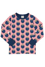 Maxomorra T-shirt met braambessen