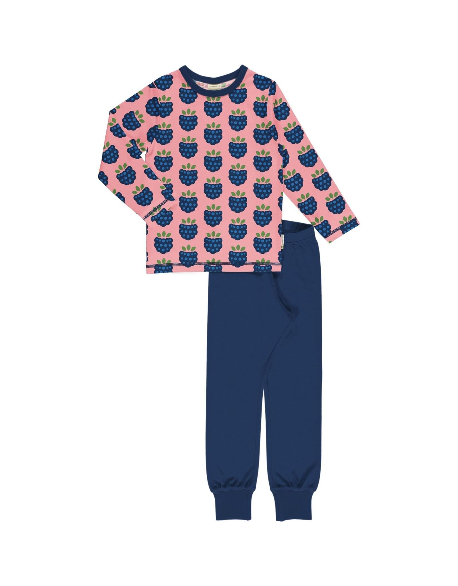 Maxomorra Pyjama met braambessen