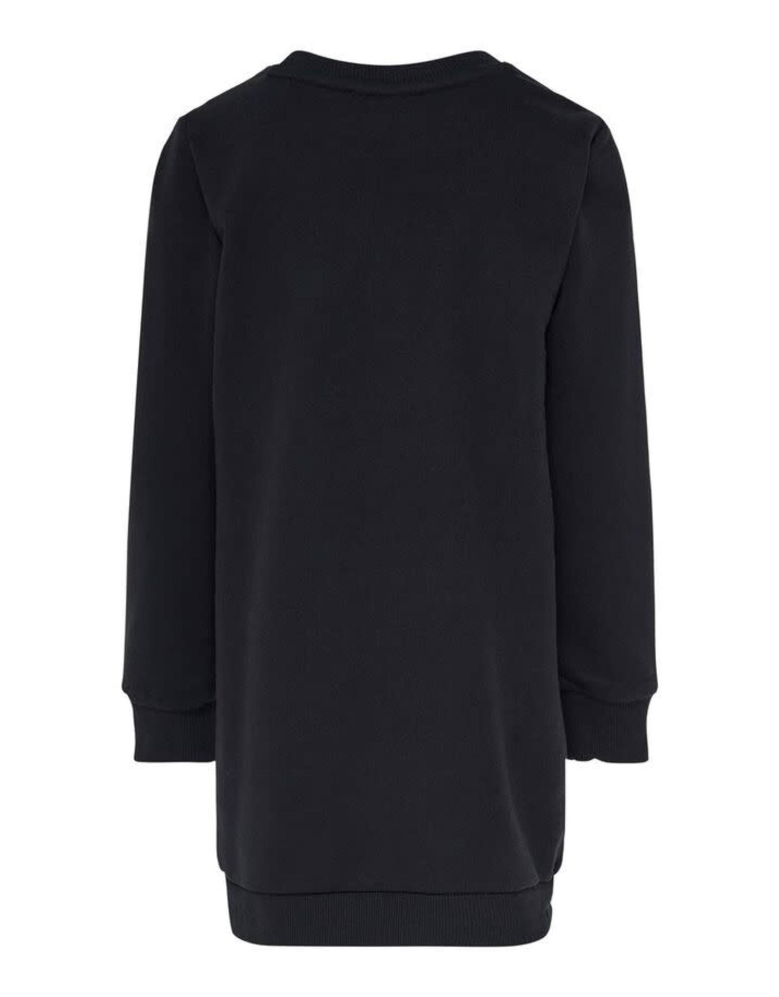 KIDS ONLY Zachte en comfortabele zwarte sweater jurk