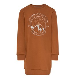KIDS ONLY Gingerbread bruin sweater kleed