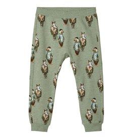 Name It Jogging broek met zeerobben en neushoorns