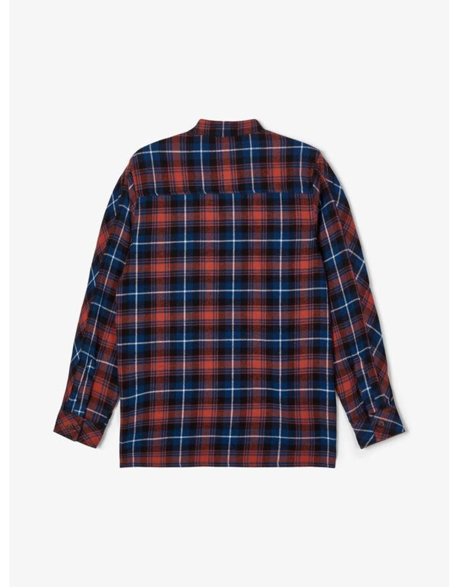 Name It Geruit hemd met rits