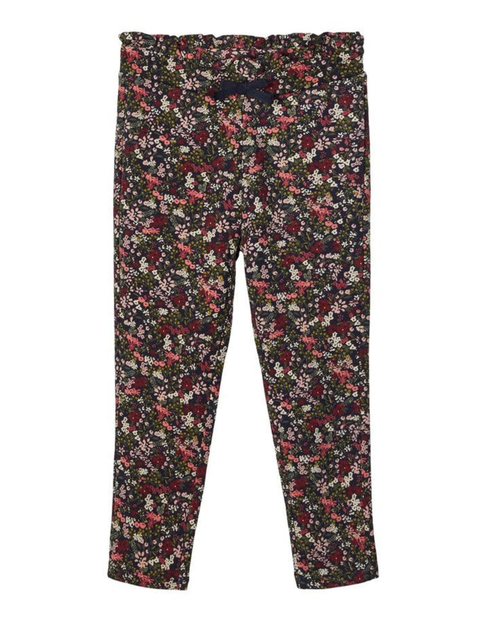 Name It Jogging broek met bloemetjes - LAATSTE MAAT 110