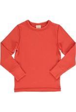 Maxomorra ROWAN effen gekleurde t-shirt