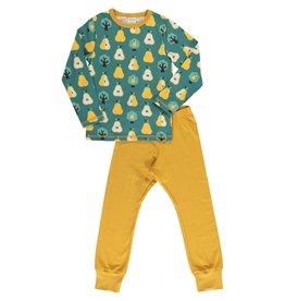 Maxomorra Pyjama met perenprint