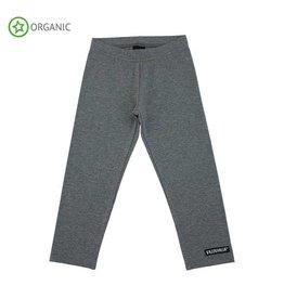Villervalla Grijze kwaliteitsvolle leggings