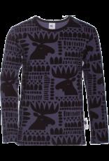 T-shirt met elanden
