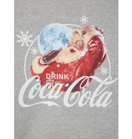 Name It Coca Cola Santa Kersthoodie