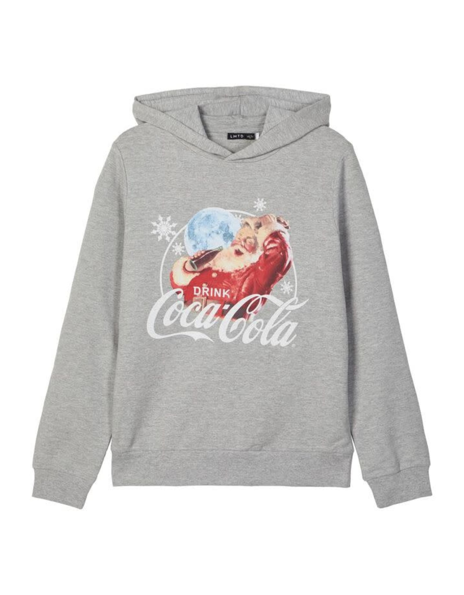 Name It Coca Cola Santa Kersthoodie