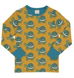 Maxomorra T-shirt met schildpadden print