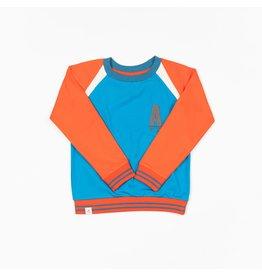 ALBA of Denmark 2-kleurige stoere trui