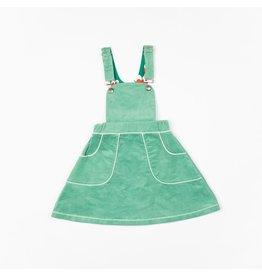 ALBA of Denmark Munt  groen overgooier kleedje