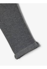 Name It Grijze zachte katoenen sweatstof broek