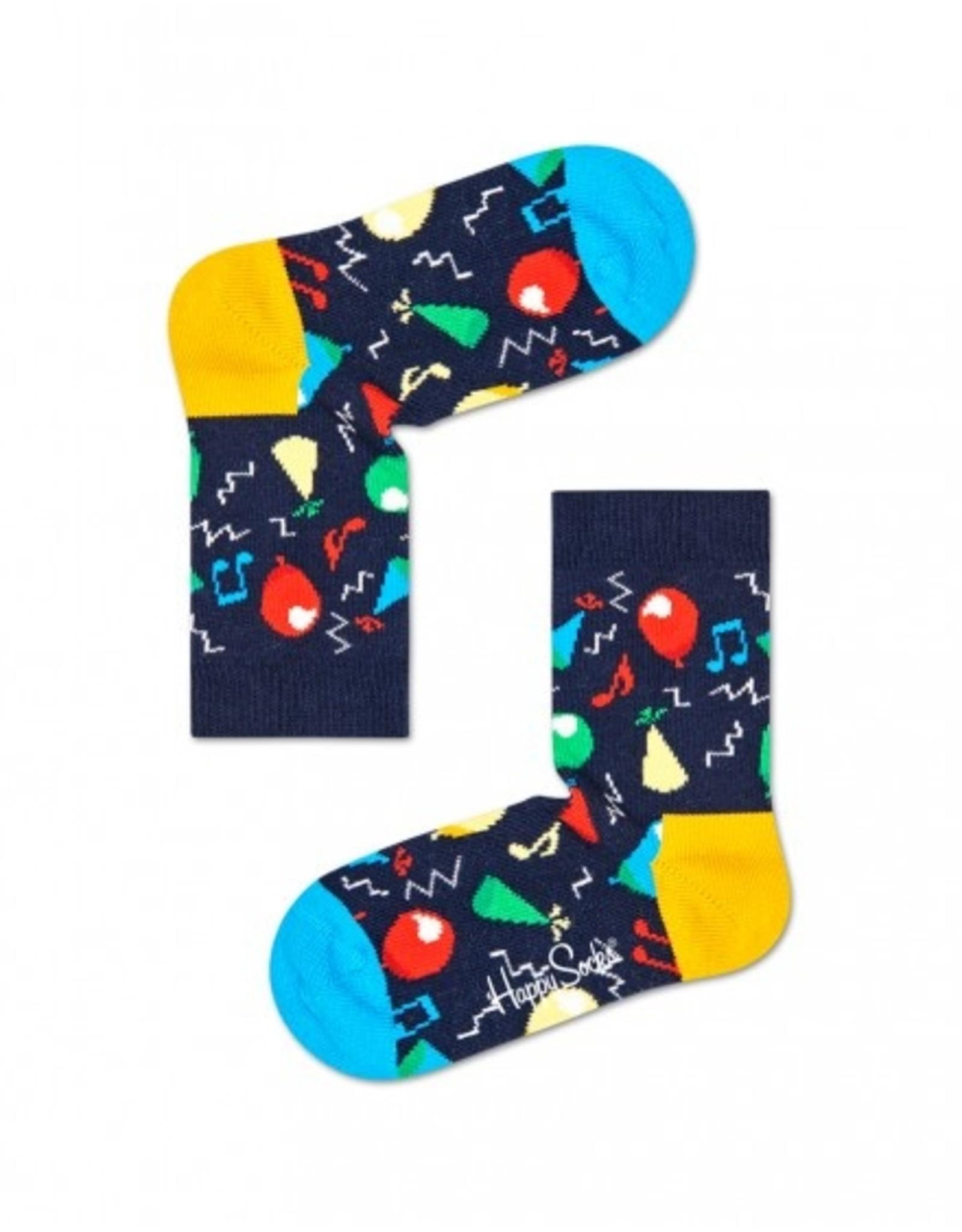 Happy Socks Kindersokken met ballonnen