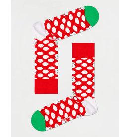 Happy Socks MAAT 36/40 + MAAT 41/46 -  Sokken met sneeuwmannen