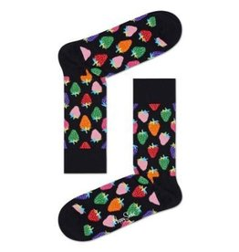 Happy Socks MAAT 36/40 - Aardbeien sokken