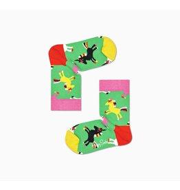 Happy Socks Kindersokken met eenhoorn print