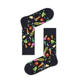 Happy Socks MAAT 36/40 - Sokken met groentenprint