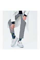 Happy Socks MAAT 36/40 + 41/46 - Sokken met winterlandschap