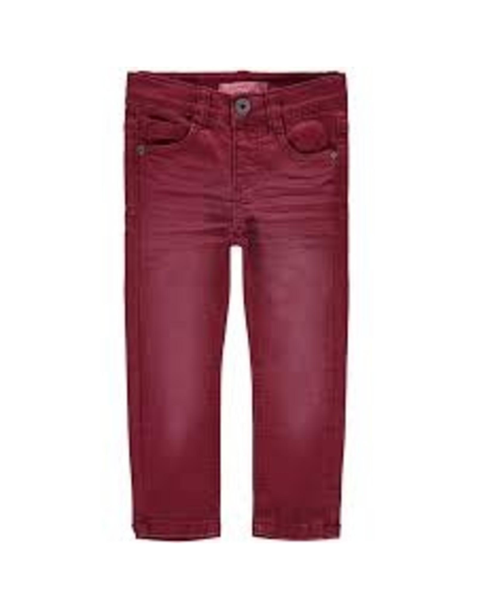 Name It Bordeaux jeans broek