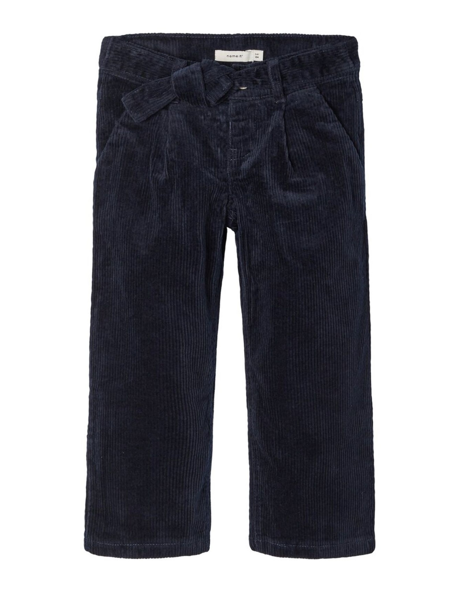 Name It Corduroy brede broek - 7/8ste model
