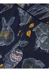Name It Jogging broek met glitter konijnen - LAATSTE MAAT 92