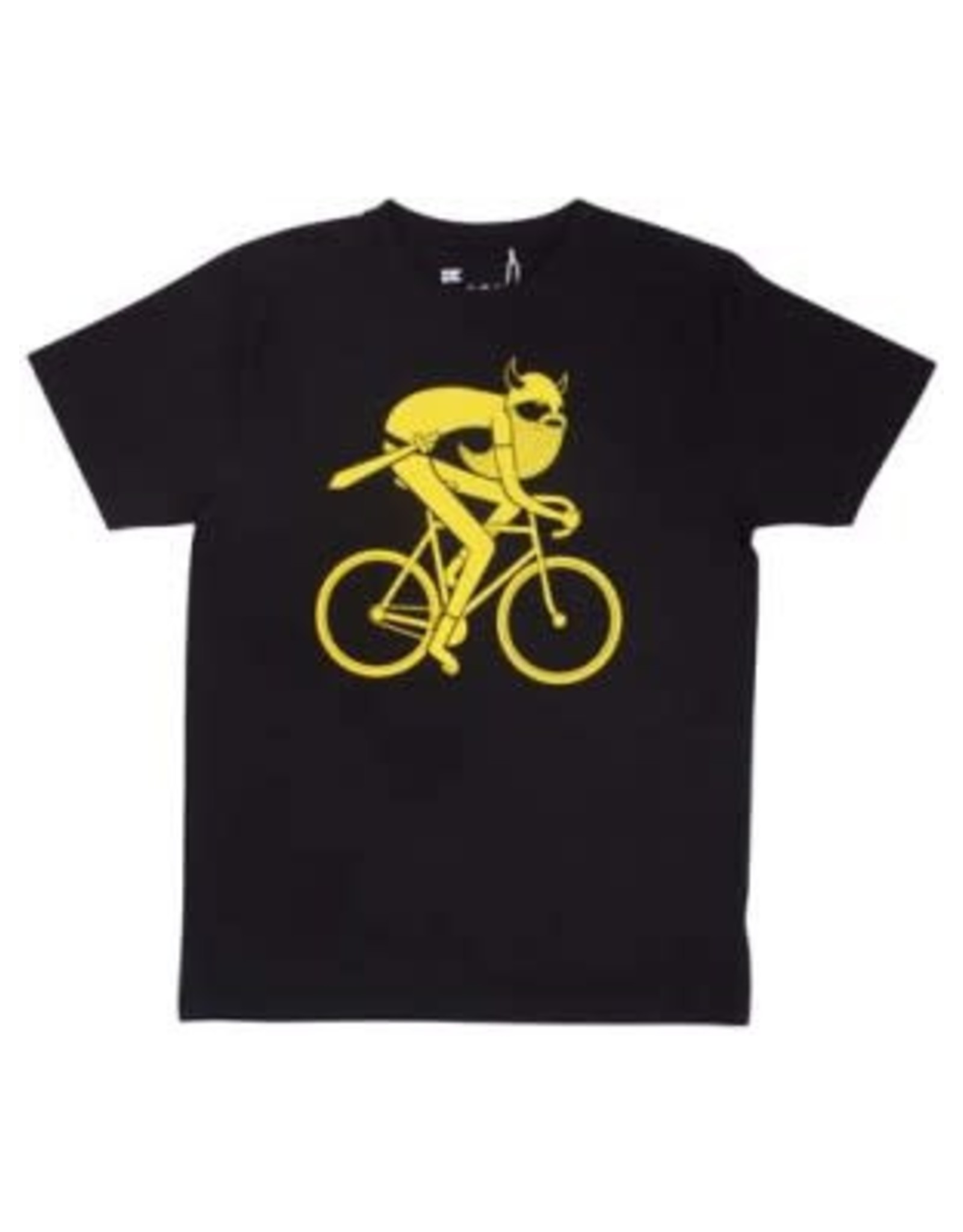 Danefae VOLWASSENEN T-shirt met fietser viking (verschillende kleuren)