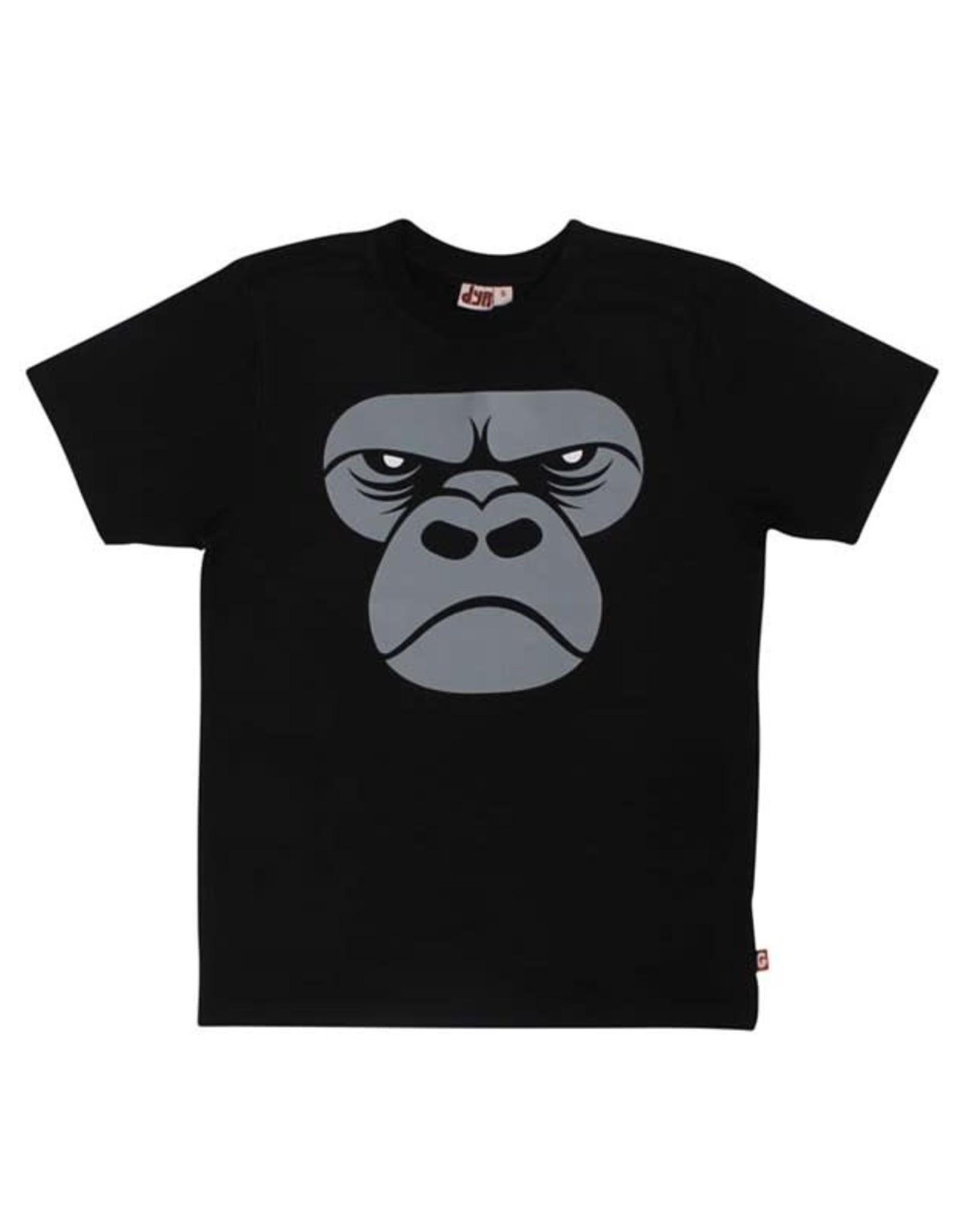 Dyr VOLWASSENEN T-shirt met grote gorilla aap