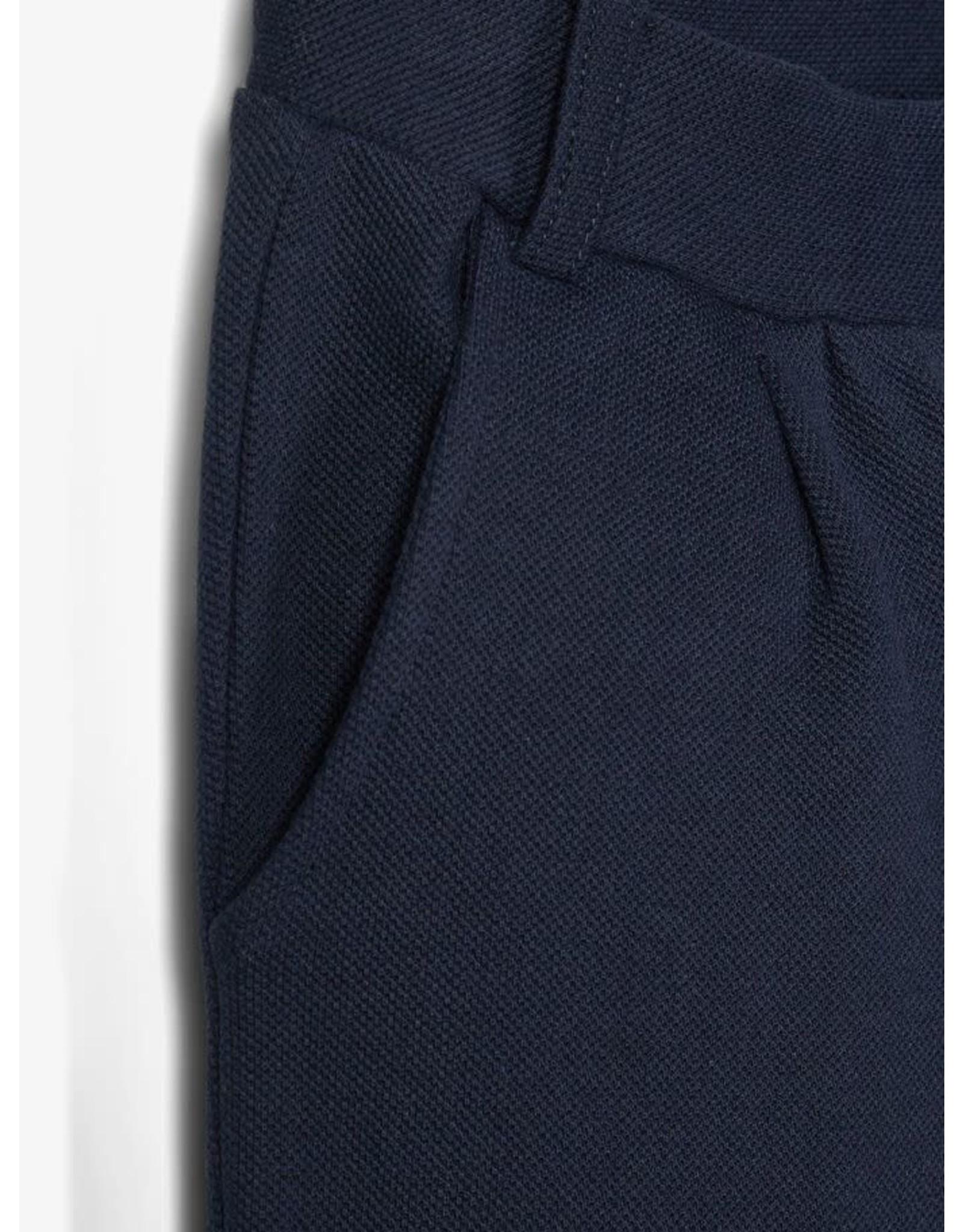 Name It Zachte katoenen blauwe broek