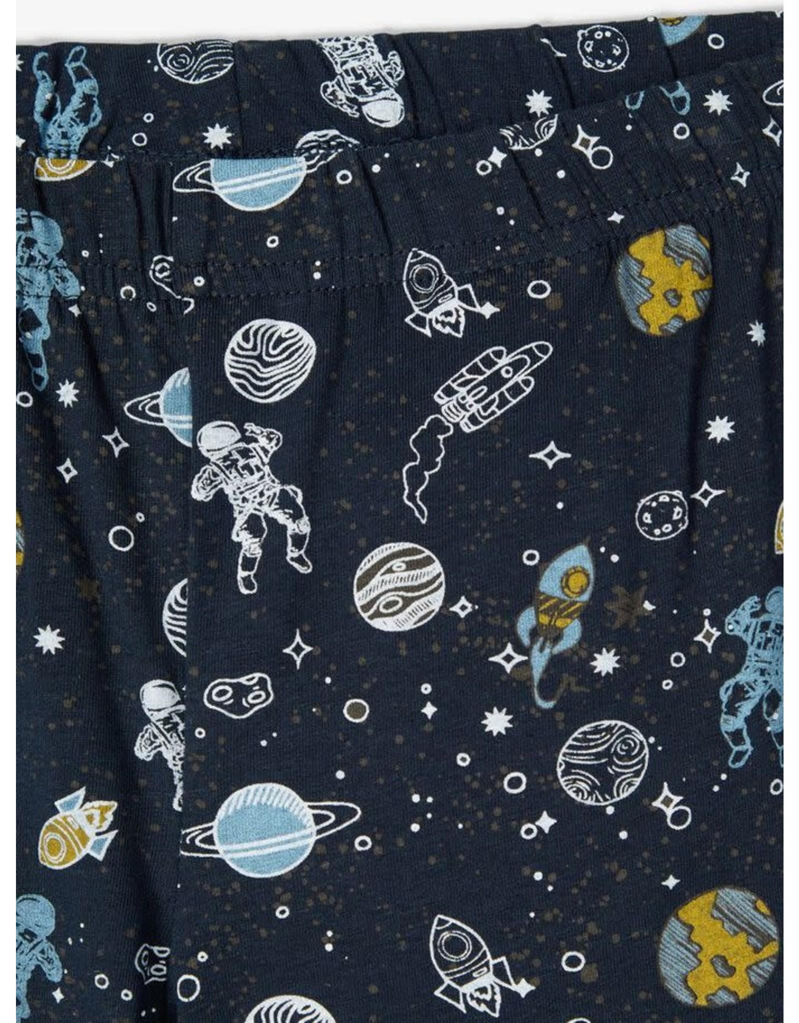 Name It Pyjama met all over ruimte print