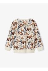 Name It Wilde dierenprint sweater