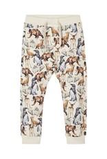 Name It Jogging broek met dieren print