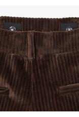 Name It Bruine broek velours