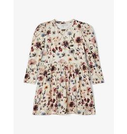 Name It Zacht kleedje met romantische bloemenprint