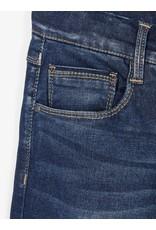 Name It Zeer brede meisjes jeans met worn look