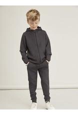 Name It Zachte jogging broek gemeleerd grijs