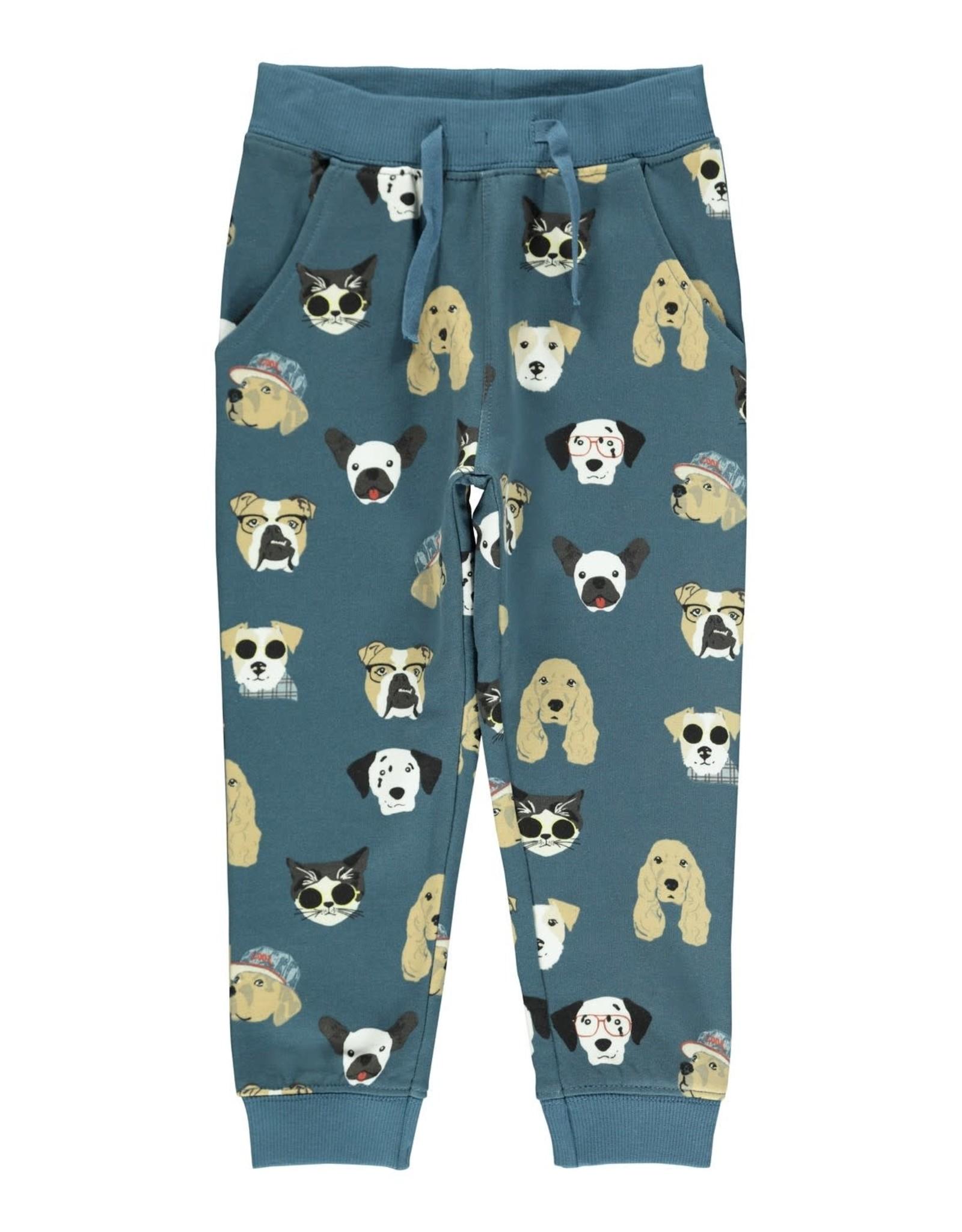 Name It Jogging broek met honden en katten