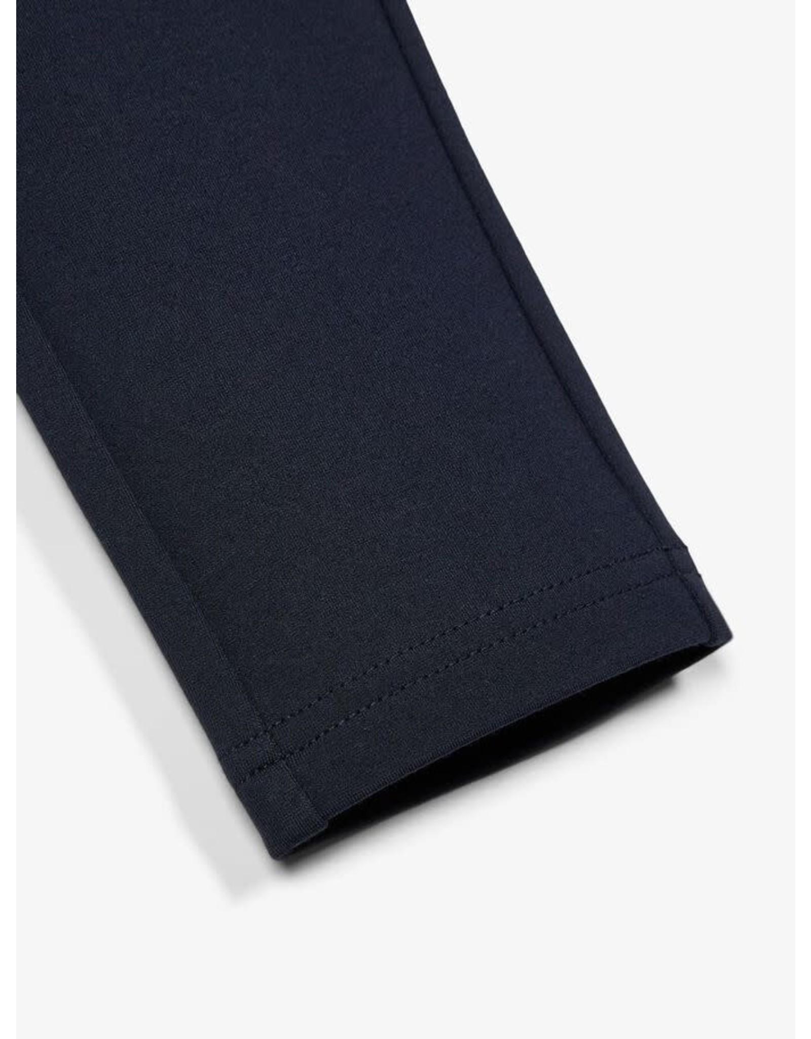 Name It Soepele blauwe broek voor de kleine jongens
