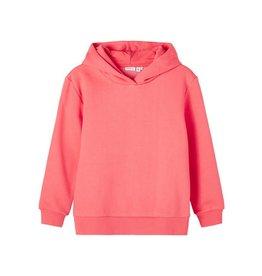 Name It Koraal kleurige meisjes hoodie