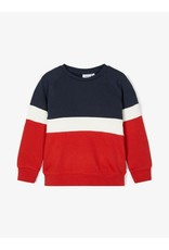 Name It Coole colourblock trui (maat 116 tot en met 164)