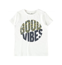 """Name It Vrolijke meisjes t-shirt """"Good Vibes"""""""