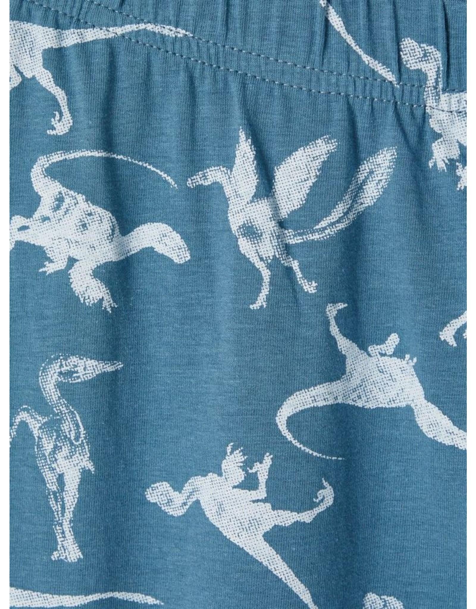 Name It Pyjama met dino print uit bio katoen - LAATSTE MAAT 86/92