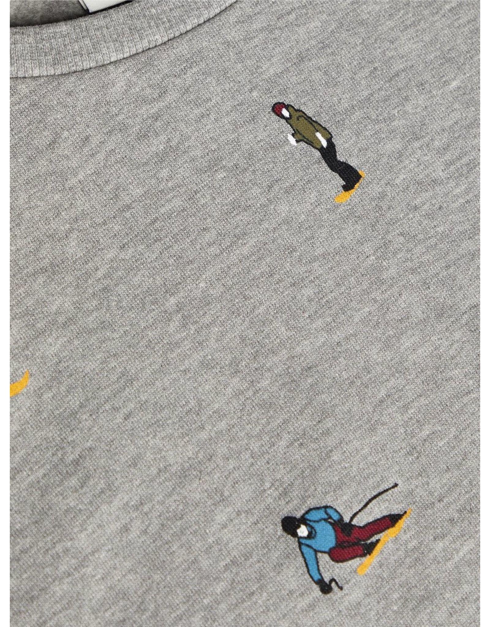 Name It Trui uit zacht organisch katoen voor de grootste ski liefhebbers