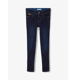 Name It Donkerblauwe X-Slim fit jeans