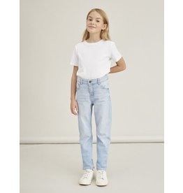 Name It Lichtblauwe regular fit jeans (mom fit)