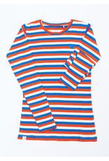 ALBA of Denmark VOLWASSENEN Stretchy vrolijke streepjes t-shirt
