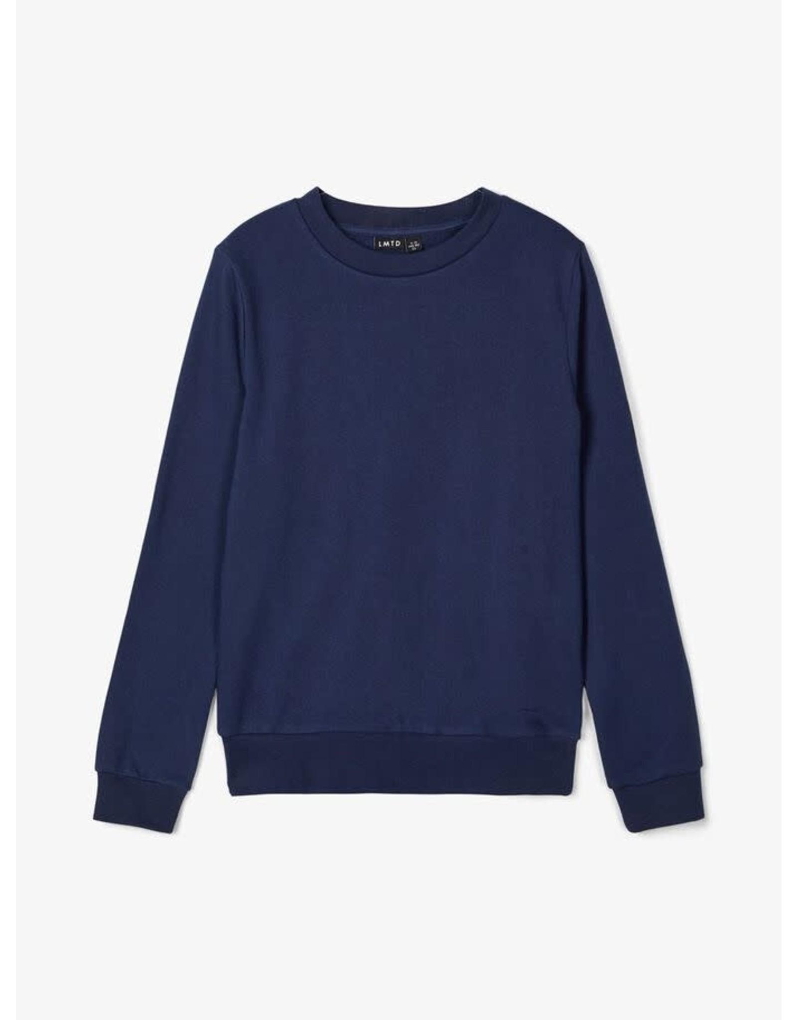 Name It Donkerblauwe sweater trui