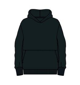 Name It Zwarte warme hoodie trui